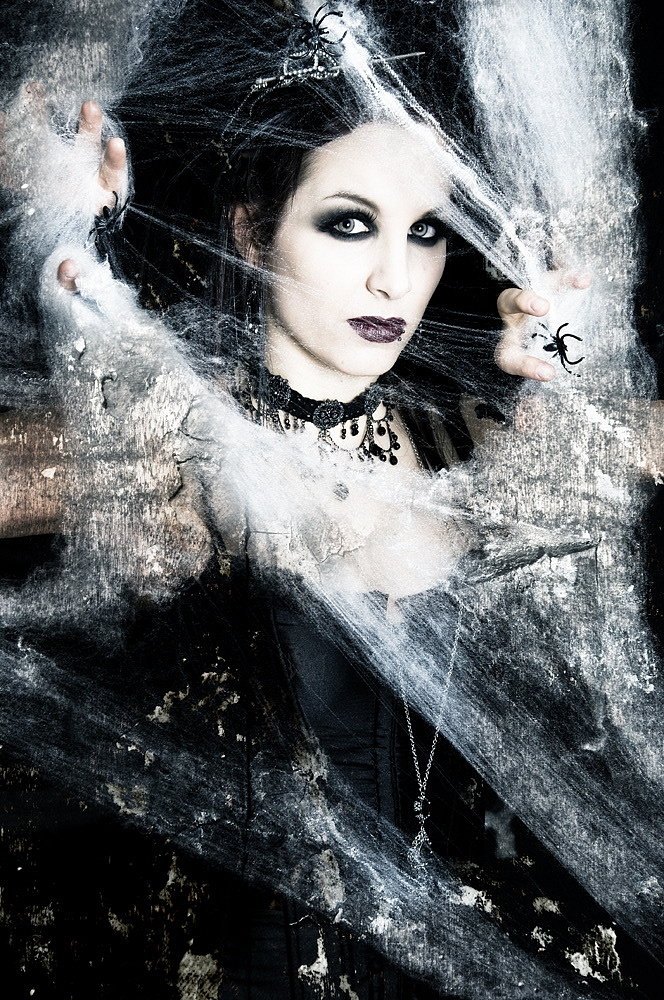 Gothic Fotoshooting